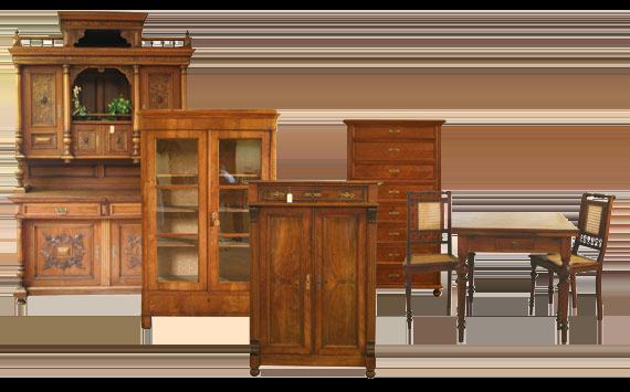 m bel aus massivem teakholz. Black Bedroom Furniture Sets. Home Design Ideas