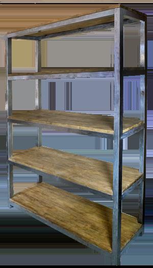 regale metall finest badezimmer regal metall regal malega. Black Bedroom Furniture Sets. Home Design Ideas