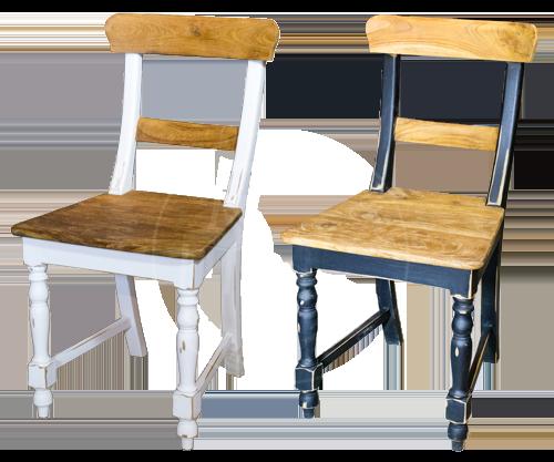 st hle aus teak und weichholz. Black Bedroom Furniture Sets. Home Design Ideas
